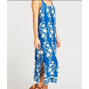 Show Me Your Mumu Shiloh Slip Dress